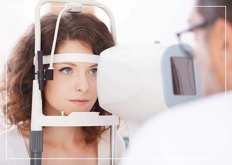 Eye Disease Examination