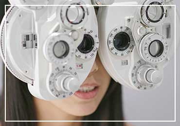 Vision Correction Exam